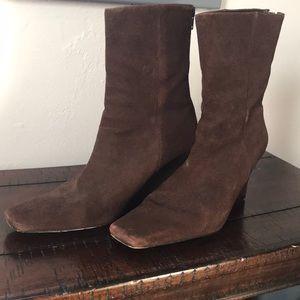 Ann Marino Wedge Boots